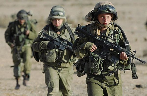 Military women in transition